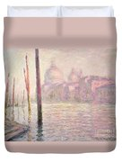 View Of Venice Duvet Cover