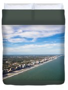Views From Above Duvet Cover
