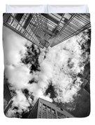 Views Of New York. Duvet Cover