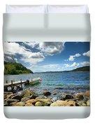 Viken - Sweden Duvet Cover