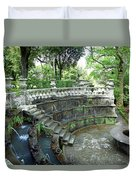 Villa Lante Garden Duvet Cover