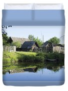 Village Duvet Cover