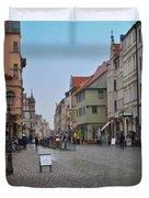Village Stadt Duvet Cover