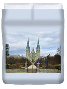 Villanova College Duvet Cover