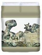 Vilsec Fountain Duvet Cover