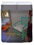 Vincent's Chair Duvet Cover