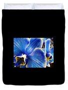 Vincent's Orchid Duvet Cover