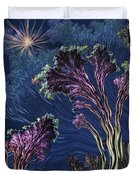Vincent's Reef Duvet Cover