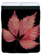 Vine Leaf Duvet Cover