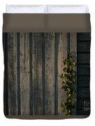 Vine On Wood Duvet Cover