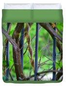 Vines II Duvet Cover