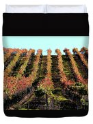 Vineyard 27 Duvet Cover