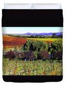 Vineyard 5 Duvet Cover