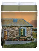 Vino Cottage Duvet Cover
