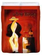 Vinorosso Duvet Cover