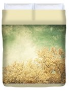 Vintage Autumn Duvet Cover