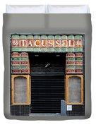 Vintage Bookshop 1 Duvet Cover