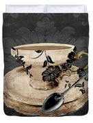 Vintage Cafe I Duvet Cover