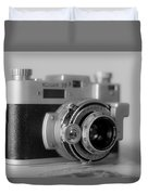 Vintage Camera C20f Duvet Cover