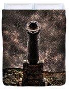 Vintage Cannon Duvet Cover