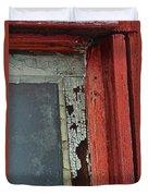 Vintage Crackle Duvet Cover