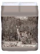 Vintage Deer Duvet Cover