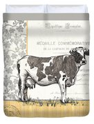 Vintage Farm 4 Duvet Cover