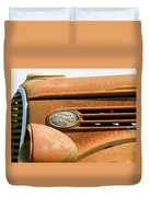 Vintage Ford Truck Duvet Cover