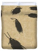 Vintage Infestation Duvet Cover by Jorgo Photography - Wall Art Gallery