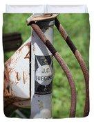 Vintage J C Higgins Bicycle Duvet Cover