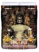 Vintage Japanese Art 24 Duvet Cover