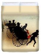 Vintage Japanese Art 29 Duvet Cover