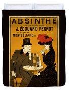 Vintage Poster 2 Duvet Cover