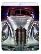 Vintage Speedster Duvet Cover