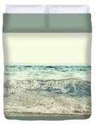 Vintage Waves Duvet Cover