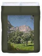 Vintage Yosemite Duvet Cover