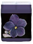 Violet Duvet Cover