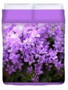 Violet Dream I Duvet Cover
