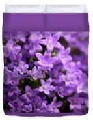 Violet Dream Vi Duvet Cover
