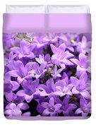 Violet Dream Vii Duvet Cover