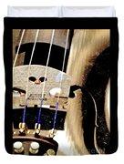 Violin 2a Duvet Cover