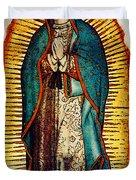 Virgen De Guadalupe Duvet Cover