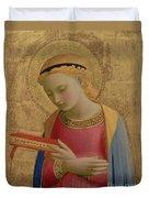 Virgin Annunciate Duvet Cover