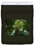 Virgin Canopy Duvet Cover