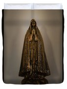 Virgin Mary - Apaneca Duvet Cover