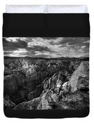 Virgin River Canyon, Zion National Park Duvet Cover