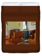 Virginia Dale - Church Interior Duvet Cover