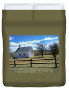 Virginia Dale Church Duvet Cover