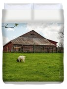 Virginia Farmyard Duvet Cover