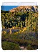 Virginia Peak Duvet Cover